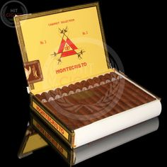 Montecristo No. 3 (Box of 25) - Cuban Cigars @ Hit Cigars   #cigar #cigars #cigar #cigars #cubancigar #cubancigars #habanos #cigaraficionado #cigarlife #cigarporn #cigarsociety #cigarworld #cigarlife #cigarlifestyle #cigaroftheday #cigarculture #cigarboss #cigarians #cigarsnob #bolivar #cohiba #cuaba #diplomaticos #juanlopez #hoyodemonterrey #hupmann #montecristo #partagas #punch #ramonallones #romeoyjulieta #sanchopanza #trinidad #gotrare #charuto #zigarren #botl #cuban #smoking