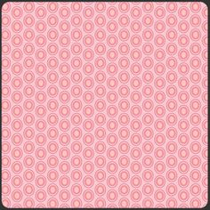 Fabric. Pat Bravo - Oval Elements - Oval Elements in Parfait Pink