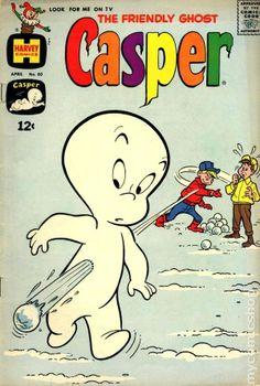 Casper the Friendly Ghost (1958 3rd Series Harvey) vi eBay