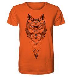 cd24b6482977 Alpha-Skin - Organic Shirt Farbe  Bright Orange  tshirt  shirt  tshirtdesign