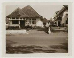 Ingenieursbureau Ingenegeren-Vrijburg aan de Dagoweg 47 te Bandoeng. Ca 1937