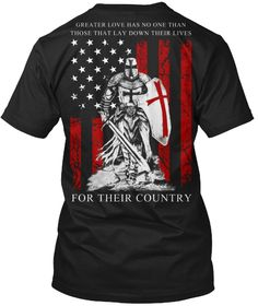 U.S. Heroes Limited Edition Black T-Shirt Back  american  patriot   americanflag   a7ac79153