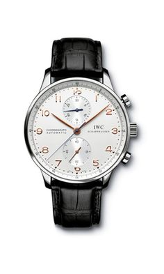 IWC Portuguese Chronograph Mens Watch - now that really is nice - still my dream but can't quite bring myself to wear a watch worth more than my car