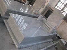 Granite G603 Monument, G603 Grey Granite Monument