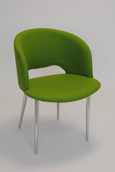 Fashion Tub Chair - Base No. 4 - Tapered Steel Legs