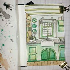 Sketchbook - work in progress MW