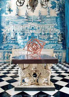 Read more about Don't Call Juan Pablo Molyneux a Maximalist on @1stdibs | http://www.1stdibs.com/introspective-magazine/juan-pablo-molyneux/