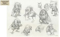 Jean-Baptiste Monge jbmonge | Illustrator Character Designer | Canada | Sony Pictures Animation