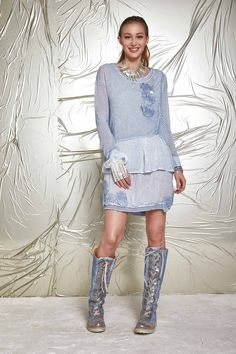 Boho 2017 from Daniela Dallavalle - Livemaster - original item, handmade Elisa Cavaletti, Knox Rose, Schneider, Sport Chic, Future Fashion, Winter Outfits, Spring Summer, Camouflage, Lady