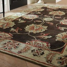 "Bloomsbury Easy Care Rug - 2'3"" X 9' Runner - Frontgate"