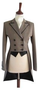 Show Jacket - Dressage Tail coat - Juuls Jackets - Riding wear - Equestrian - Clothes - Fashion