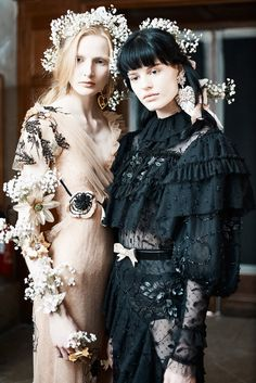 A photo diary of the collections shown during haute couture week in Paris.