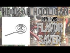 Hookah John Flavor Saver Review - cool product but it has some flaws as well. http://youtu.be/OUqsTjpyy1U #hookah #shisha #hookahjohn #flavorsaver