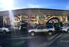 Chop Suey wall | mural in Seattle by Tanner Goldbeck #streetart #seattle