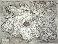 """A phrenology of the artist's mind: Grayson Perry's 2004 """"Map of an Englishman"""" – SOCKS"""