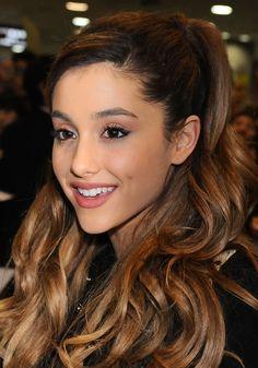 Singer Ariana Grande  ... my niece has her same name lol ;)  #Amazmerizing
