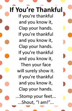 """A """"thankful"""" twist on an all-time favorite. Just in time for Thanksgiving!"""