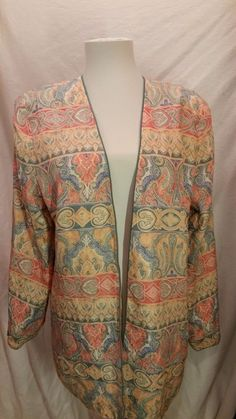 7cd532417 Talbots Petites 12P 100% Silk Suits   Blazers for Women