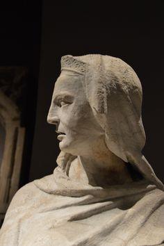 Siena Museo dellOpera del Duomo Giovanni Pisano and his school (my photo)