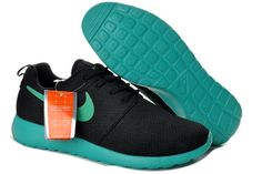 huge discount 8de14 c802a More and More Cheap Shoes Sale Online,Welcome To Buy New Shoes 2013 Nike  Roshe Run Black Tropical Twist Blue 511881 037  Discount Shoes - Nike Roshe  Run ...