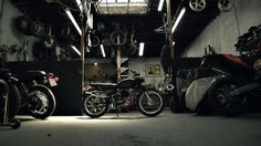 E3 Motorcycles have released a short film documenting the build of a gorgeous 1971 Honda CL100.