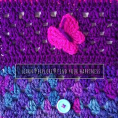 "The wonderful and oh-so-talented Sandra @mobiusgirl has tagged me for #widn or 'what I'm doing now"". Thanks my friend. I'm resting in bed and playing with my #Studio app on the iPad. It's one tool I use to express my #encouragement. Here's a #granny stripe #Yarnbomb in purples for #Fibromyalgia Syndrome awareness.  Normally I would be out at my Art of Craft meeting but even if the spirit is willing the body says no. Part of life is learning exploring and finding #happiness wherever we can! I…"