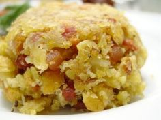 Mofongo Anybody? This is the best thing you can eat in Puerto Rico !!