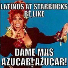 The Queen of salsa, Celia Cruz.