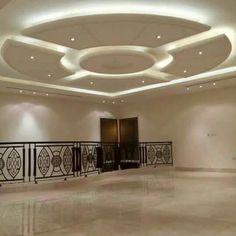 Plaster Ceiling Design, House Ceiling Design, Bedroom False Ceiling Design, Ceiling Light Design, House Design, Hall Interior Design, Interior Design Images, Asian Paint Design, Plafond Staff
