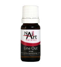 Line Out NAP, es un borrador de líneas, que se utiliza para hacer relleno.