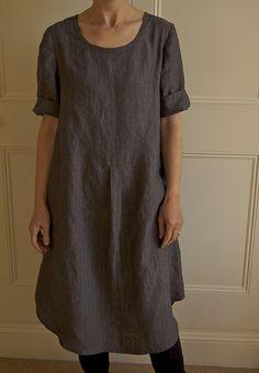 Merchant and mills dress shirt dress pattern - merchantandmills. Sewing Clothes, Diy Clothes, Clothes For Women, Dress Sewing, Barbie Clothes, Summer Clothes, Summer Outfits, Clothing Patterns, Dress Patterns