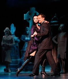 The Addams Family - Capitol Theatre, Sydney - http://aussietheatre.com.au/reviews/the-addams-family-capitol-theatre-sydney/