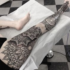 Nathan Mould tattoo