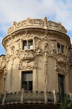 Palacio de Longoria, .Madrid - Architecture