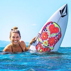 Surfer Babe @coco ho on IG WWW.STORES.EBAY.COM/PEACEOFSWAG
