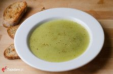 Zupa cukiniowa / Zucchini soup