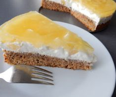 Mrkvový dortík sananasem Sweet Cakes, Tiramisu, Cheesecake, Tasty, Food, Per Diem, Pineapple, Sweetie Cake, Cheesecakes