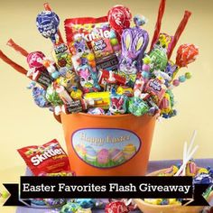Easter Treats Giveaway!!