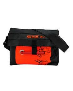 Bag to Life Co Pilot bag Special Edition Red