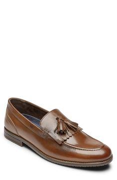 Men's Rockport Kiltie Tassel Loafer, Size 13 W - Brown Burberry Men, Gucci Men, Mens Leather Moccasins, Red Wing Shoes, Watches For Men, Men's Watches, Tom Ford Men, Hugo Boss Man, Versace Men