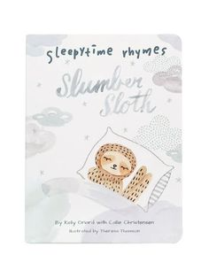 The Gathered Store Slumberkins Slumber Sloth Toy Comforter Children – The Gathered Store Little Golden Books, Little Books, Presents For Kids, Gifts For Boys, Bedtime Routine, Fabric Storage, Star Tattoos, Iron On Patches