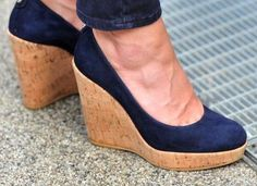 get the look: kate middleton wedges.
