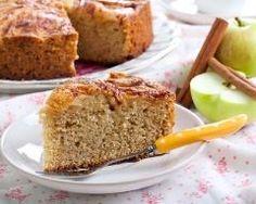 Acid reflux-friendly holiday recipe: Apple pecan coffee cake recipe via Apple Cake Recipes, Apple Desserts, Vegan Desserts, Dessert Recipes, Food Cakes, Granola, Bolos Low Carb, Apple Coffee Cakes, Acid Reflux Recipes