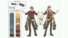 Atelier Shallie: Alchemists of the Dusk Sea Raoul Pireit
