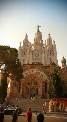Basillica....Amazing  Barcelona