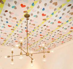 Teen Hangout Room Decor love this ceiling