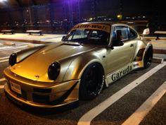 RWB964 Garuda Porsche 911 RS Engine Rauh Welt RWB