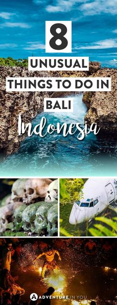 Unusual Things to Do in Bali That You Can& Miss Bali Indonesia & Heading to Bali? Go off the beaten path by adding these unusual things to do in Bali to your trip itinerary. Ubud, Voyage Bali, Destination Voyage, Bali Travel Guide, Asia Travel, Travel To Bali, Budget Travel, Greece Travel, Travel Packing
