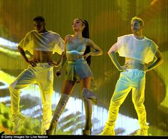 Show off your skivvies in Calvin Klein like Ariana #DailyMail Click 'Visit' to buy now