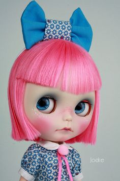 Blythe custom ooak doll Senna by Jodiedolls by Jodiedolls on Etsy, $999.00